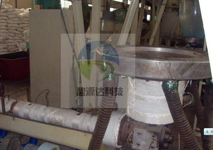 吹膜机电磁加热改造