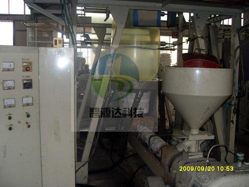 吹膜机电磁加热