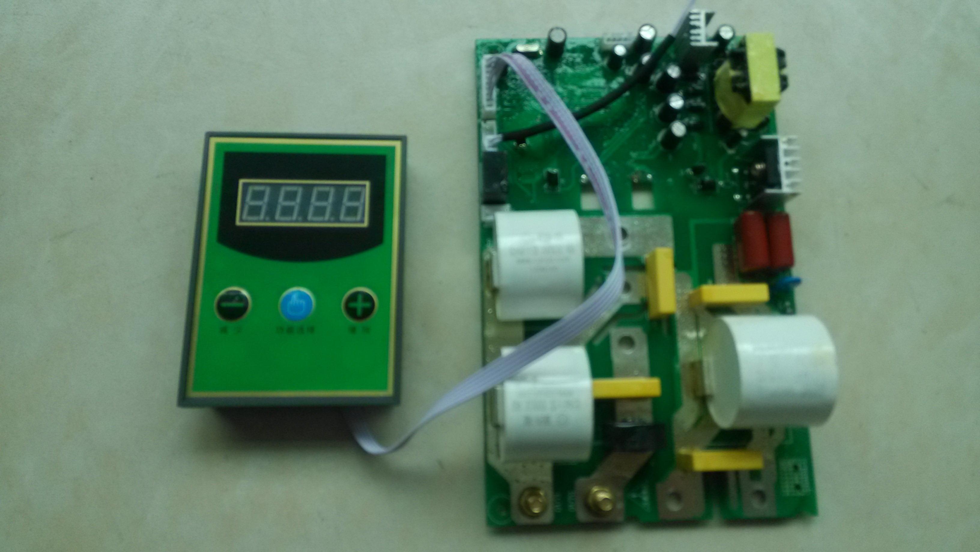 感应加热器  碧源达 380v10kw电磁加热控制板电路
