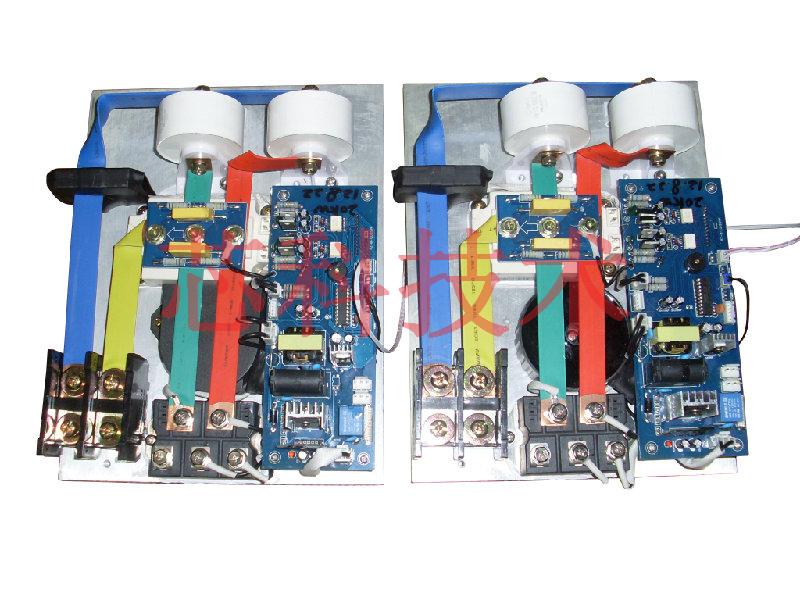 电磁感应加热控制器中的过电流保护电路         工业电磁